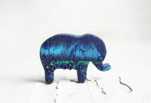 Sākumā bija zilonis.