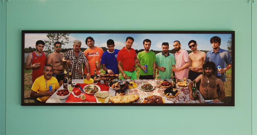 Bolderājas azerbaidžānu kopiena mielojas.